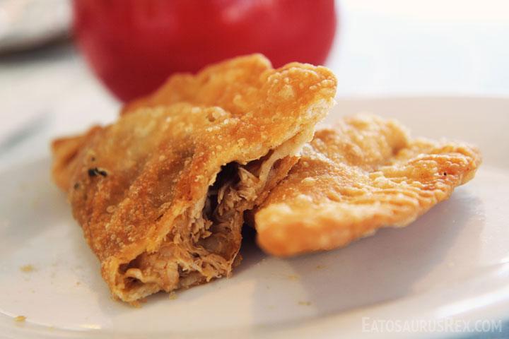Empanadas With Spicy Pork Recipe — Dishmaps