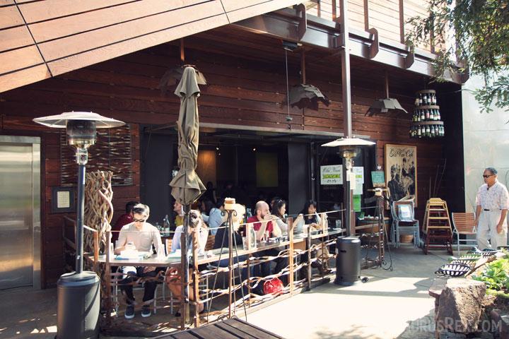 Vine St Cafe