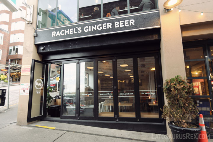 Rachel's Ginger Beer Review and Photos - Seattle, WA ...